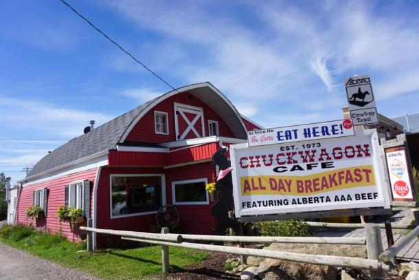 Chuckwagon Cafe & Cattle Company Turner Valley