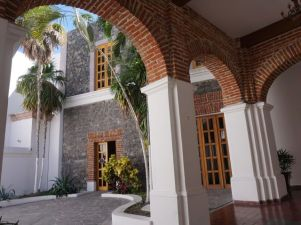 Cultural Center La Paz Mexico