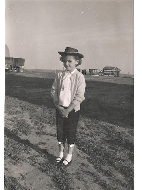 Darlene Foster childhood