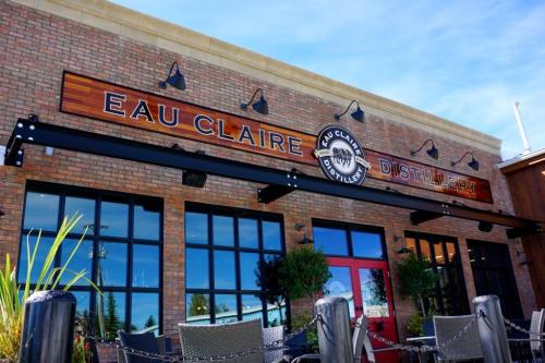 Eau Claire Distillery Turner Valley