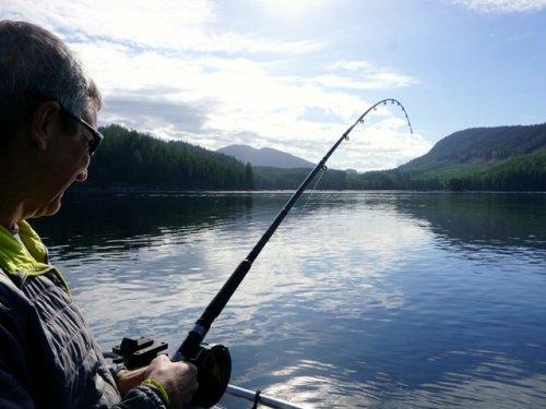 Fishing Blind Channel Wilderness Resort