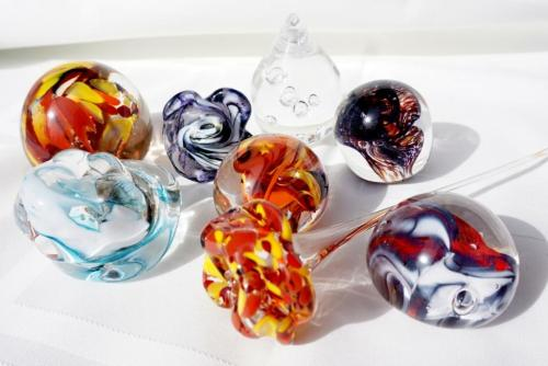 Firebrand glass studio art