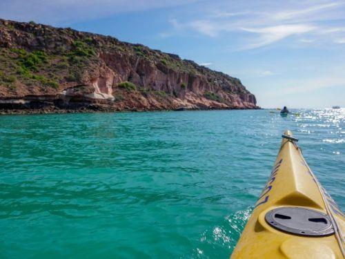 Kayak Mexico la paz