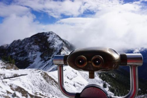 Kicking Horse Summit Via Ferrata