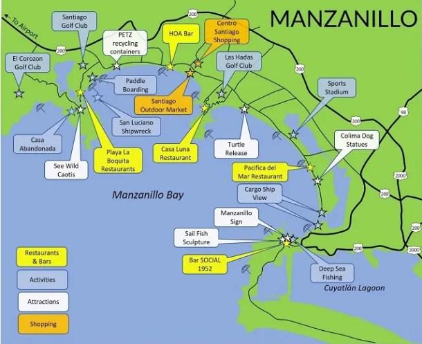 Manzanillo-Map-Attractions