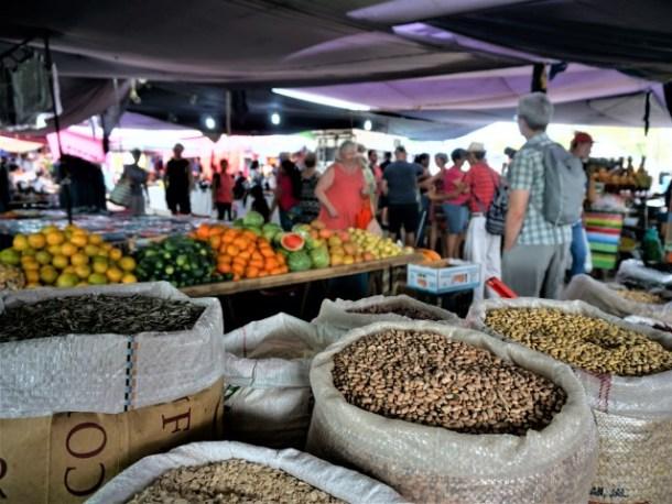Manzanillo Tianguis Saturday market
