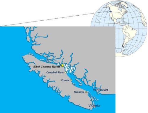 Map Blind Channel Resort