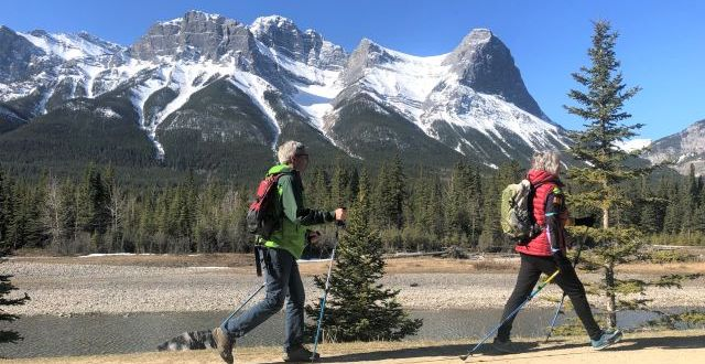 Nordic walking Active By Nature Canmore