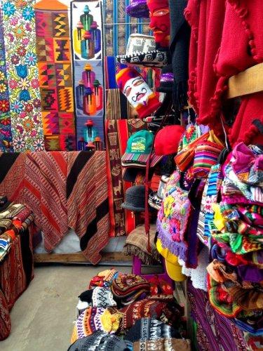 Peruvian clothing