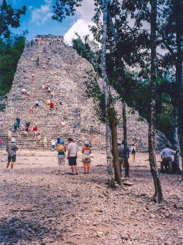 Mayan Riviera ruins