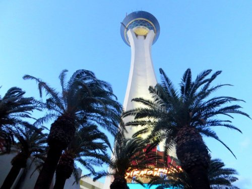 stratosphere places to visit in Las Vegas