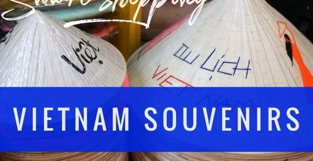 Smart shopping for Vietnam souvenirs. #Vietnam #Shopping #Souvenirs #Vietnamsouvenirs
