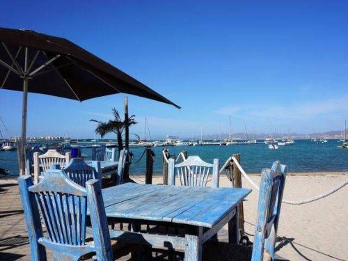 restaurant La Paz Mexico Estrella del Mar