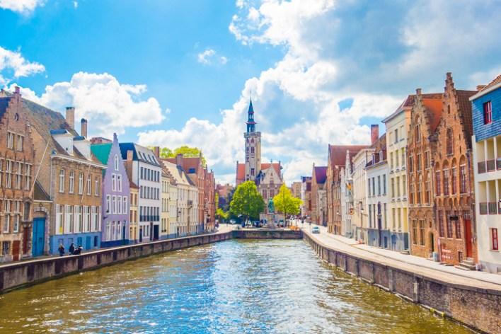 السياحة في بلجيكا 7