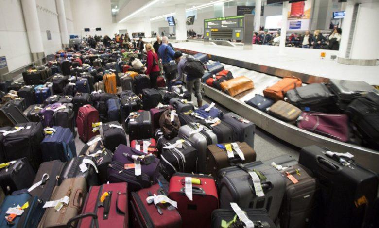 كيف تحافظ على حقيبتك من الضياع اثناء السفر بالطائرة 1