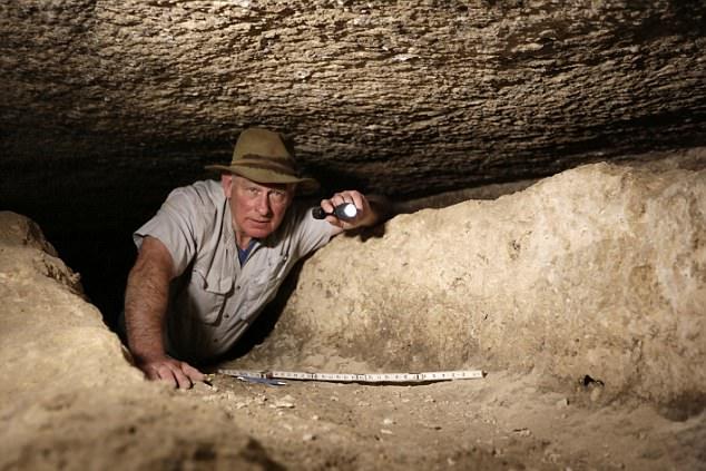 علماء أثار يكشفون سر بناء الهرم الاكبر في مصر 3