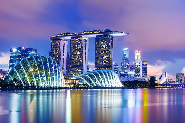 سنغافورة تتربع على قائمة أغلى مدن العالم في 2018