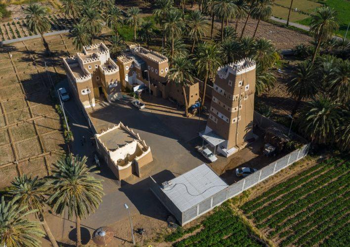 بالصور : لقطات رائعة من كاميرا طائرة بدون طيار للمناطق الاثرية في المملكة 12