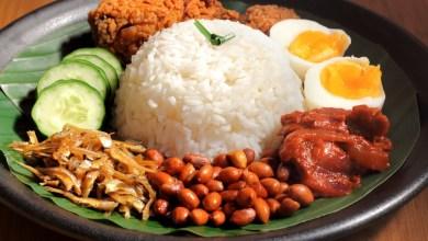 Photo of أشهر 5 أطباق طعام في ماليزيا