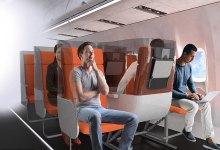 Photo of هكذا ستبدو كبائن الدرجة الاقتصادية للطائرات في المستقبل القريب – صور