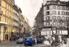 Photo of باريس في 100 عام: كيف تغيرت العاصمة الفرنسية بالصور