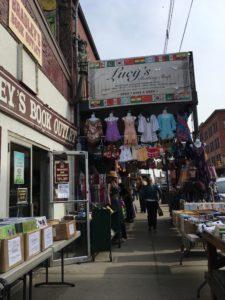 Strip District Shops along Penn Avenue
