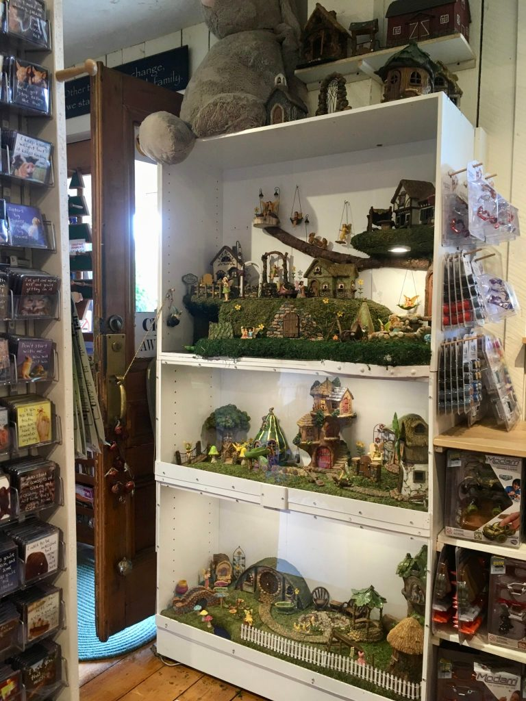 Fairy Village Displays