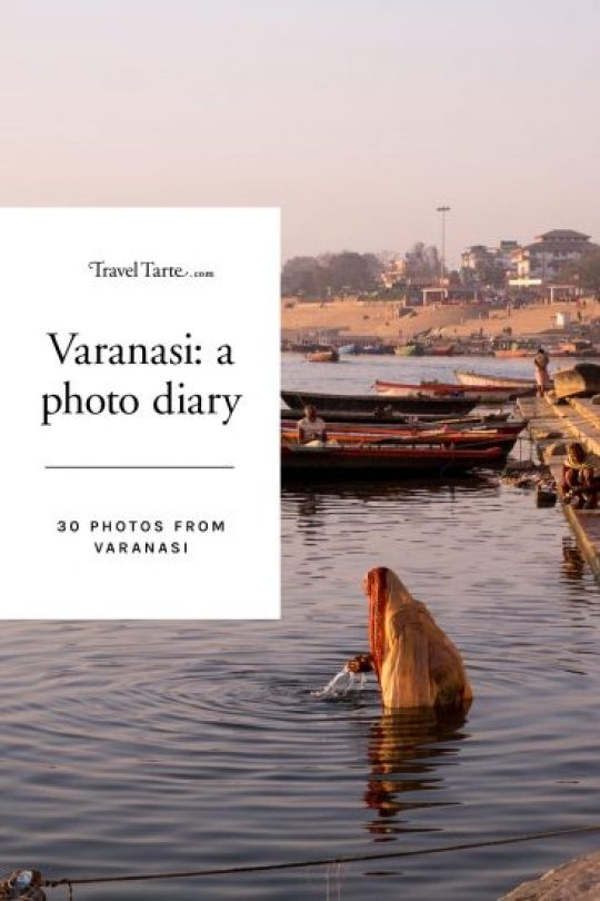 Varanasi is a brash, loud, dirty, salt of the earth city with a touch of magic. Find out why in these 30 photos.