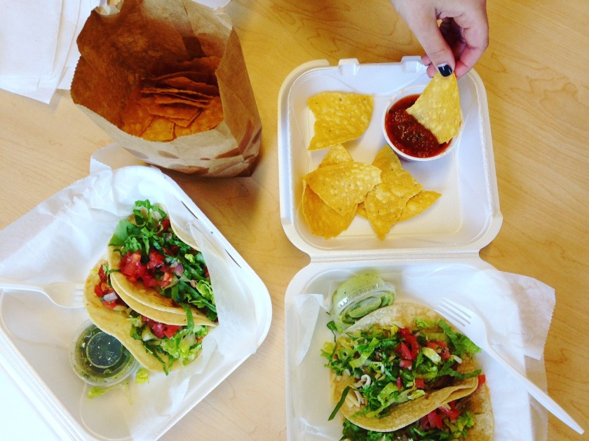 Dos Hermanos tacos - North Market - Columbus, Ohio