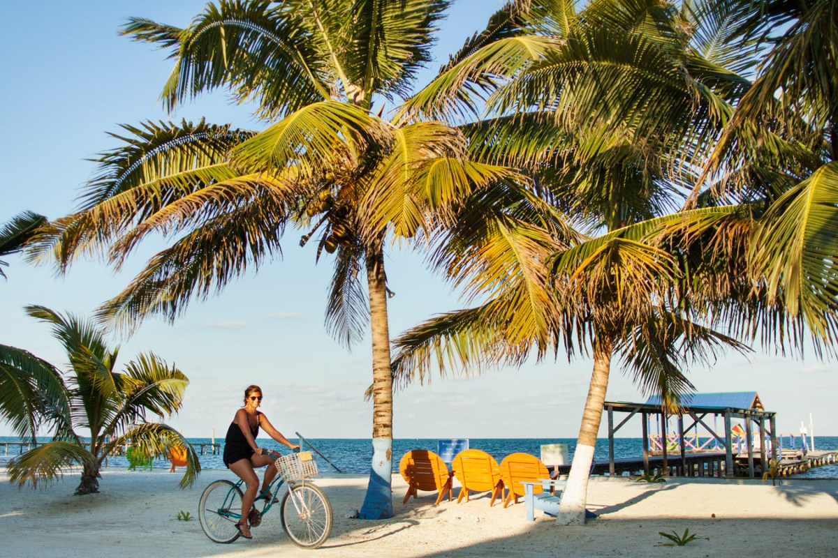 Photo of the Week 06: Belize Bike Riding is No Joke