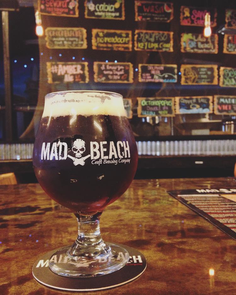 Mad Beach Brewing Madeira Beach
