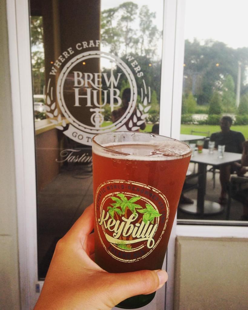 Brewhub Lakeland - Key Billy Key Lime Island Ale