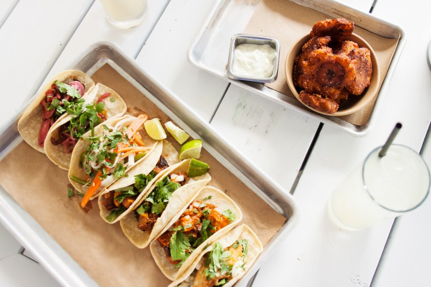 Orlando Dining: Bartaco Dr. Phillips