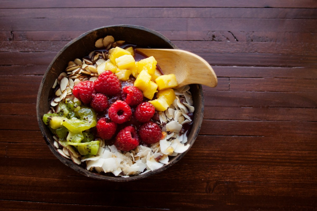 Create Your Nature acai bowl - Winter Park, FL