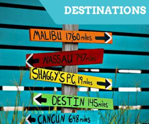 Travel Resources Destinations