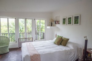 Enjoy Fabulous Views from this Treetop Bedroom in Goa