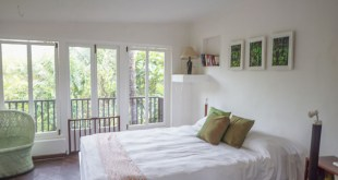 treetop bedroom