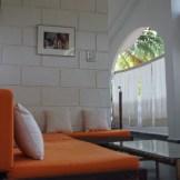 Treetop bedroom outdoor area