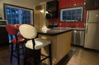 escape to Lac St Joseph in this holiday rental