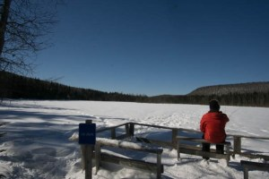 Enjoy a Winter Wonderland Escape to Lac St Joseph