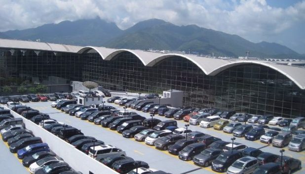 airport parking earns AVIOS