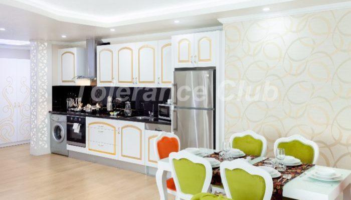 The Melda Palace kitchen