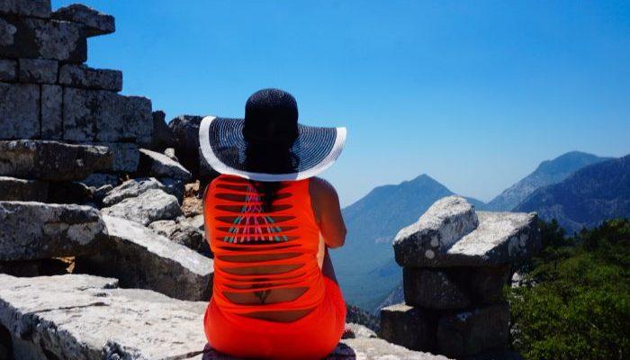 Stunning views from Termessos
