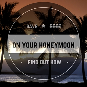 Save thousands on your honeymoon