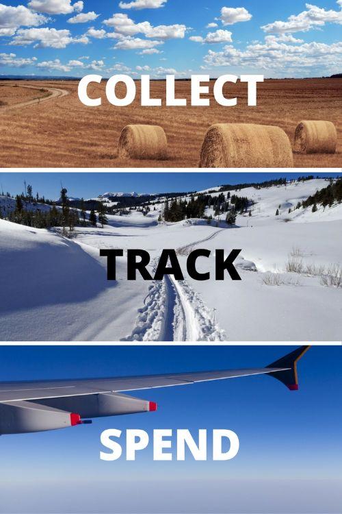 Collect, track, redeem Pinterest