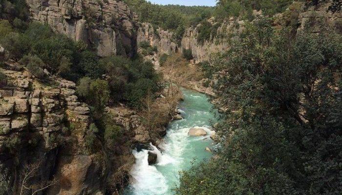 white water rafting in Antalya 3