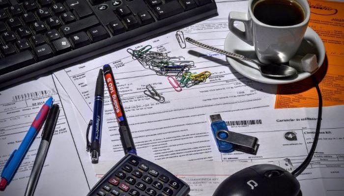 Managing piles of paperwork