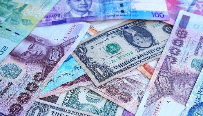Purchasing foreign currency