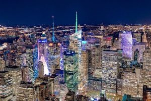 How To Enjoy The Highlights Of The New York Skyline