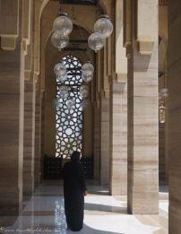 Al Fatih mosque interior